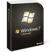 Windows Ultimate 7 Brazilian DVD