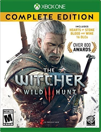 The Witcher 3: Wild Hunt Complete Edition em Português for XBOX