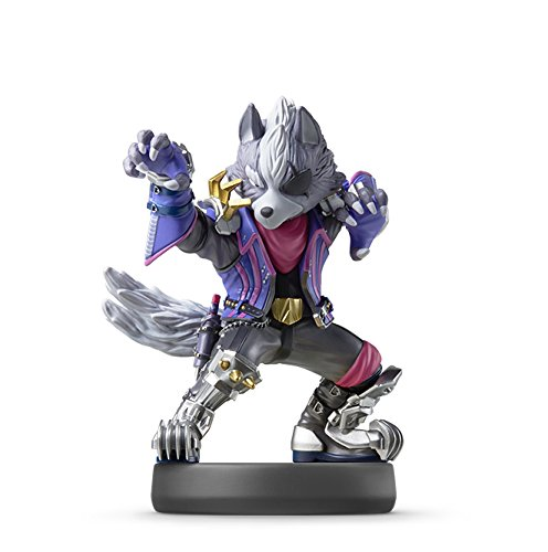 Amiibo WOLF Super Smash Bros. Series