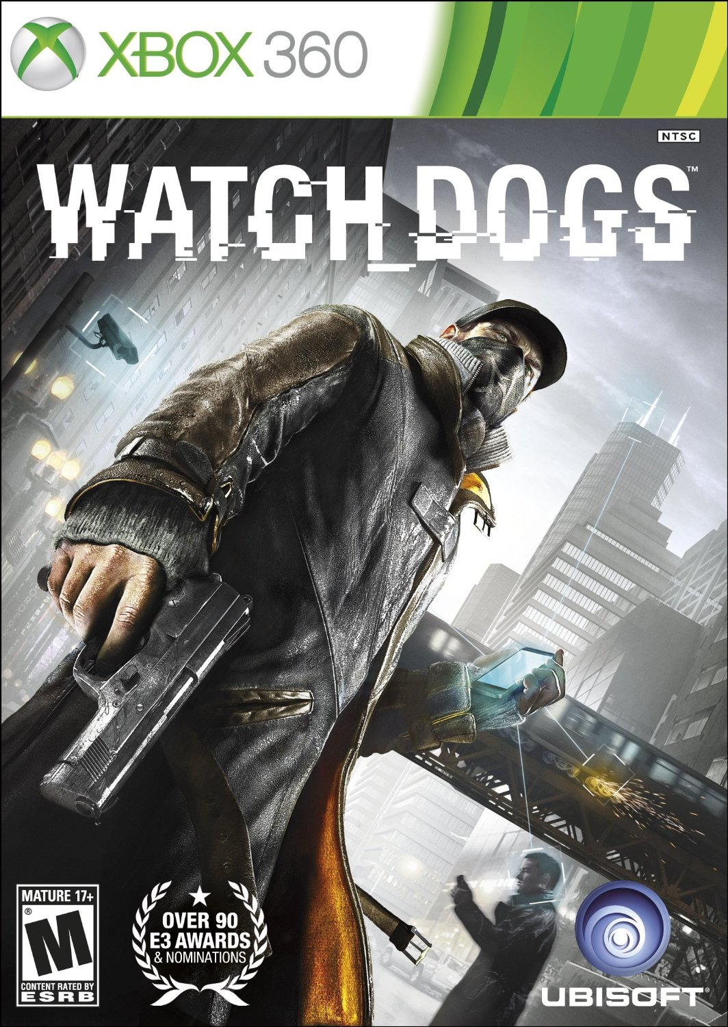 XBox 360 - Watch Dogs US Regiao Livre