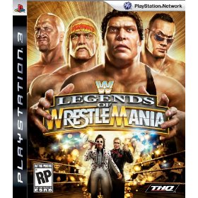 WWE Legends for PS3 US