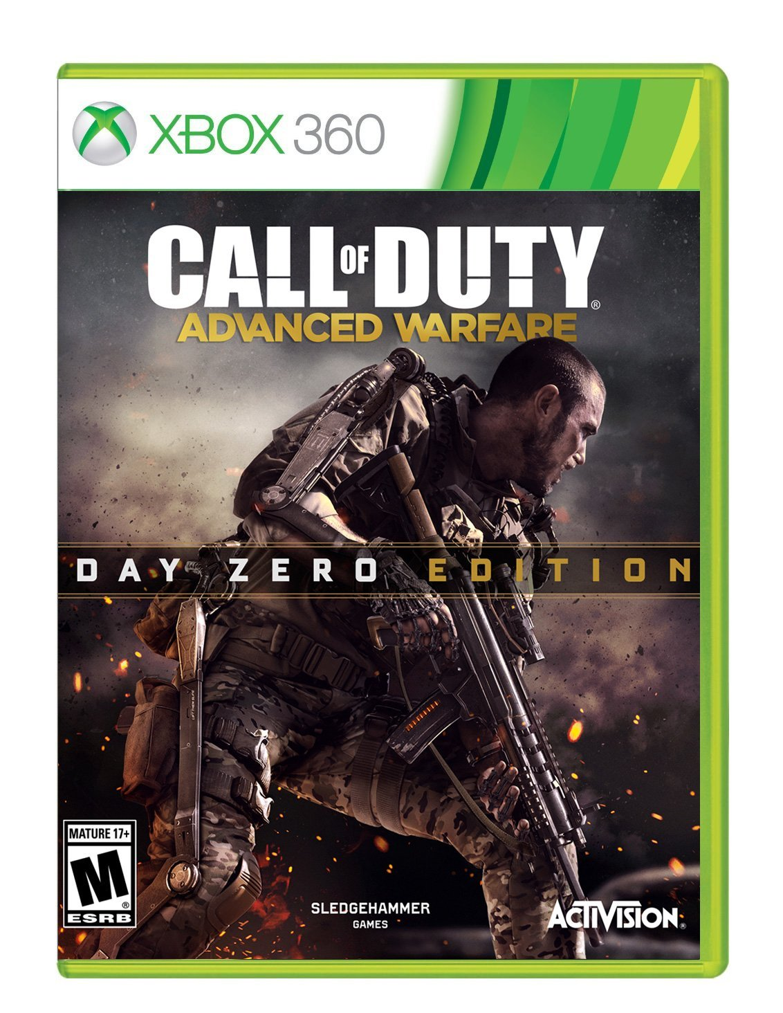 XBox 360 COD Call of Duty Advanced Warfare Regiao Livre
