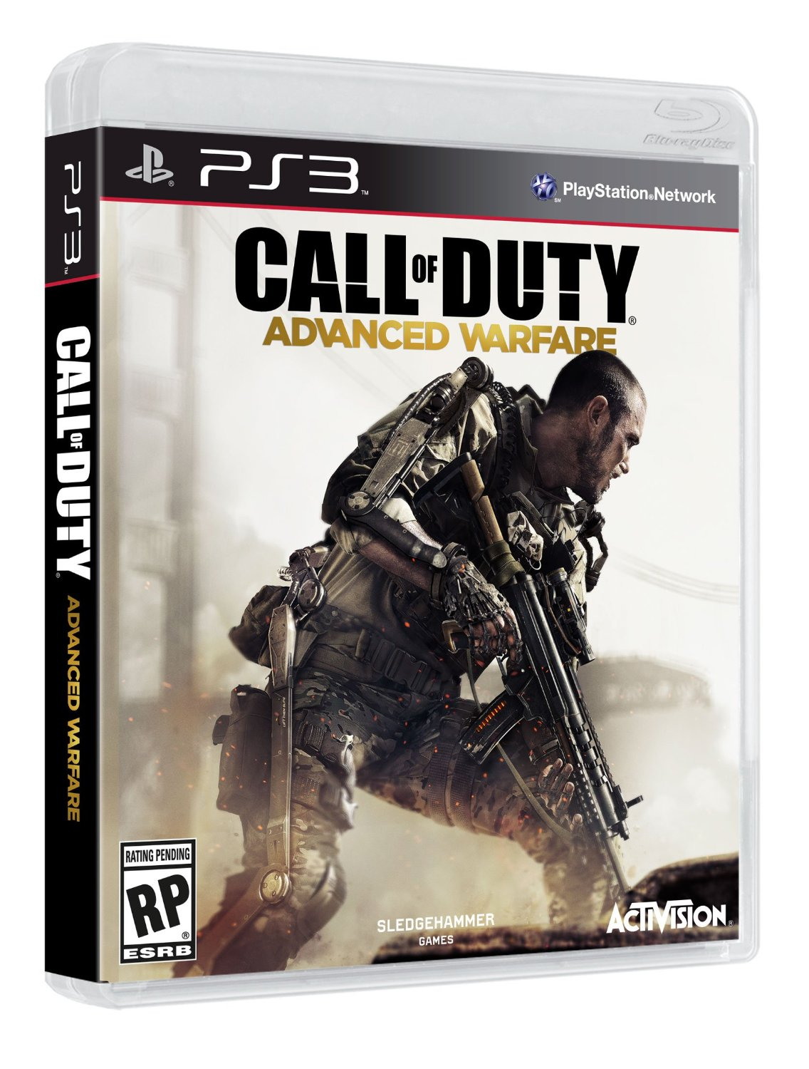 COD Call of Duty Advanced Warfare for PS3 CODIGO POR EMAIL