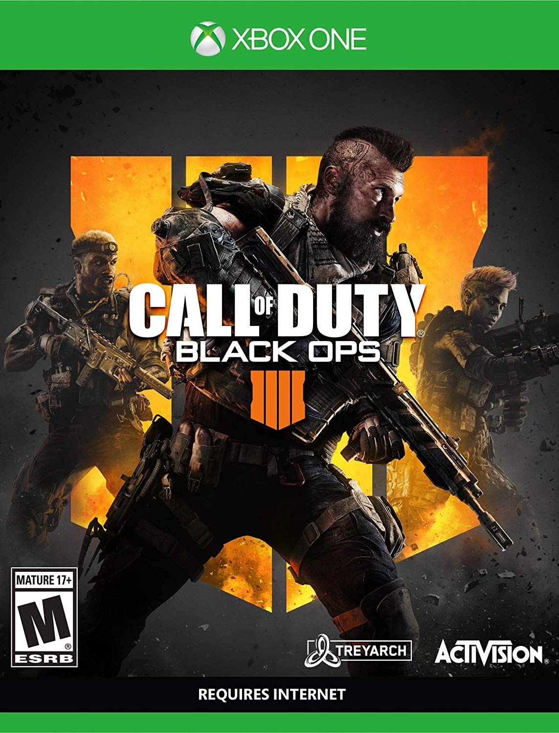 COD Call of Duty: Black Ops 4 XBOX ONE