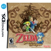 DS - The Legend of Zelda: Phantom Hourglass US