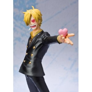 Figuarts ZERO Sanji New World Version