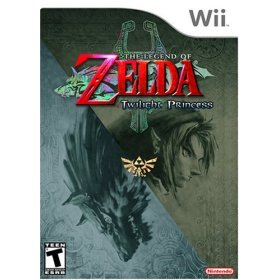 Wii The Legend of Zelda: Twilight Princess US