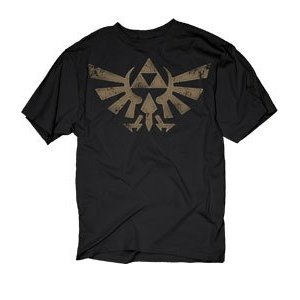 Nintendo Legend of Zelda Twilight Princess Triforce