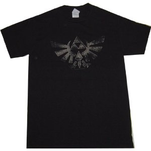 Nintendo Legend of Zelda Twilight Princess Triforce Symbol