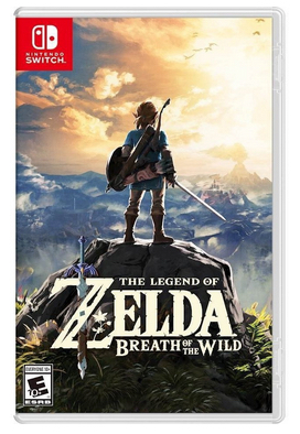 The Legend of Zelda: Breath of the Wild - Nintendo Switch USA
