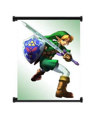 Poster Legend of Zelda: Ocarina of Time (80x105cm)