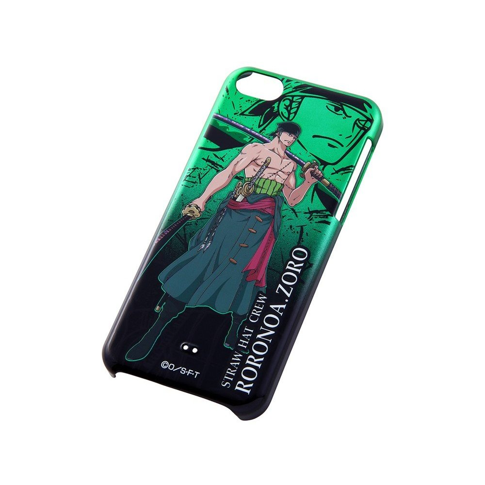 iPhone 5/5c Case Especial One Piece Shell Jacket Zoro