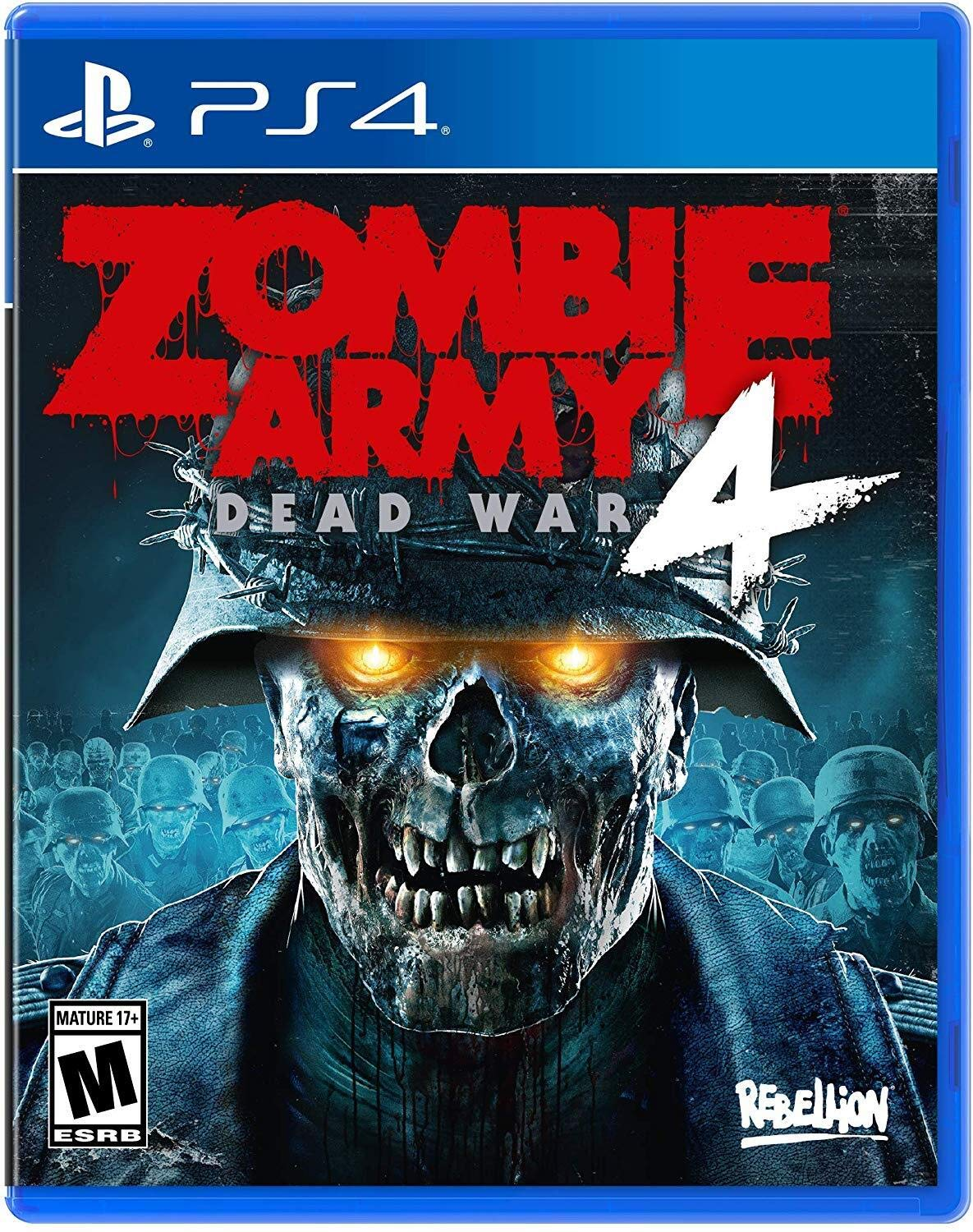 PS4 Zombie Army 4 Dead War (PlayStation 4)